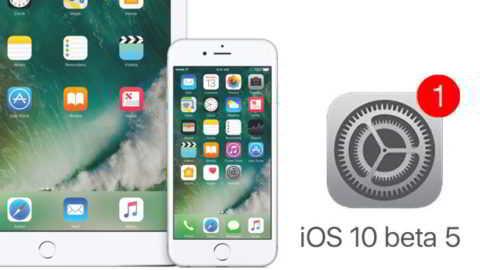 Обновление iOS 10 beta 5: полный список нововведений
